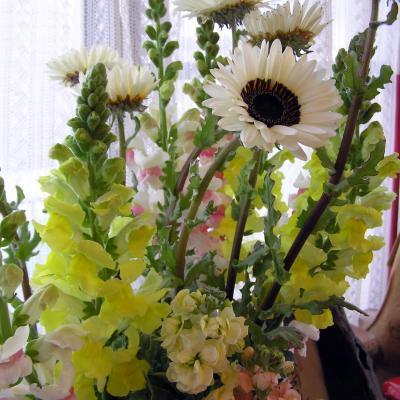 花を活ける