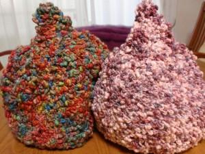とんがり帽子(濃色・淡色)